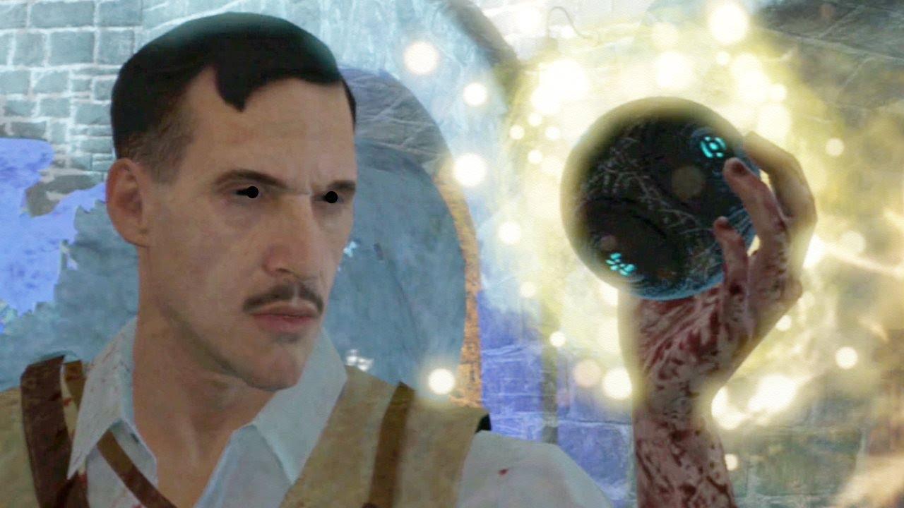 LAST GEN EASTER EGG DER EISENDRACHE! `Black Ops 3 Zombies` PS3 Cutscene