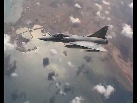 Mirage 2000 Djibouti great music !!