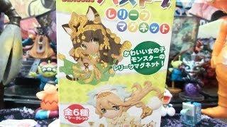 1個432円(税込)! ラインナップは、愛猫神バステト、予見の魔神将アス...