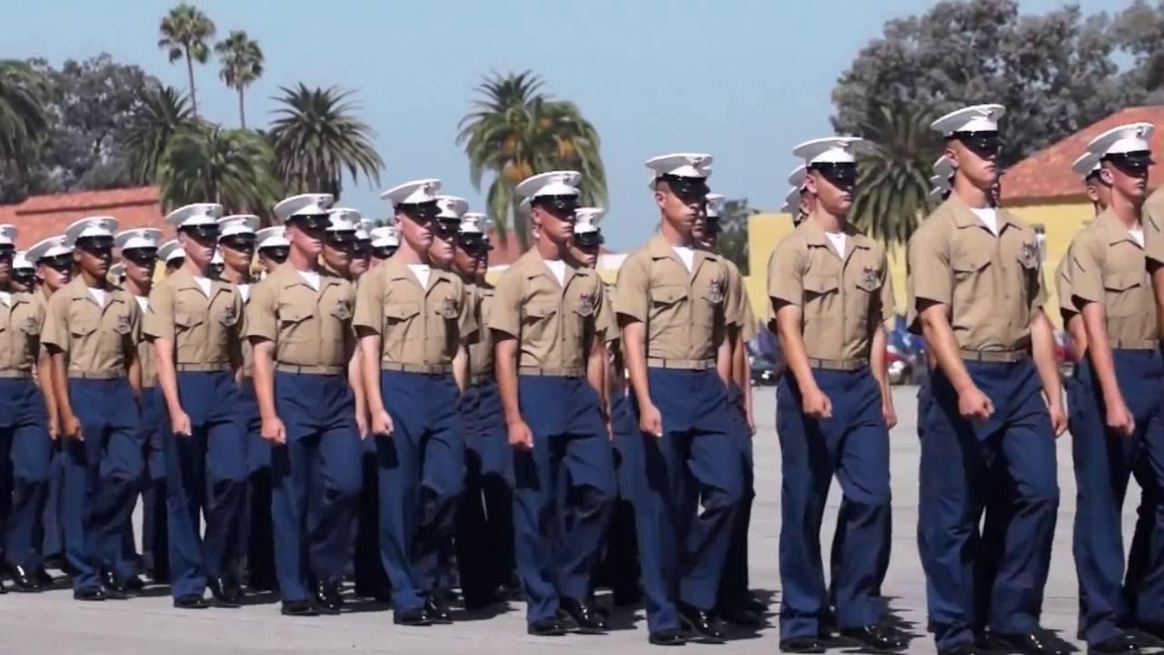 2016 09 23 Tyler Graduates From Mcrd San Diego Youtube
