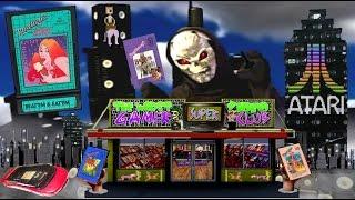 ATARI PORN - THE WORST GAMER SUPER VIDEO CLUB - EP.11