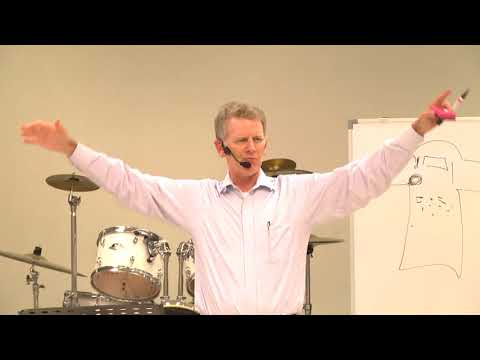 2017 Christ Centred Worship Seminar : Bryan Chapell - Lecture 1 of 2
