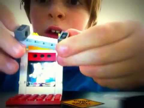 How to build a lego money box! Fast! - YouTube