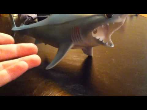 Custom Toy Story Mr. Shark Squeak Toy - YouTube