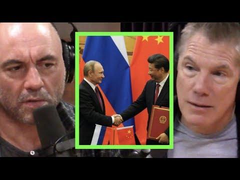 "Former CIA Agent ""China is Bigger Threat than Russia"" | Joe Rogan"