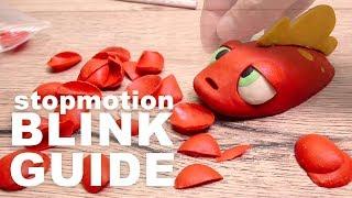 Stop motion Eyeblink tutorial
