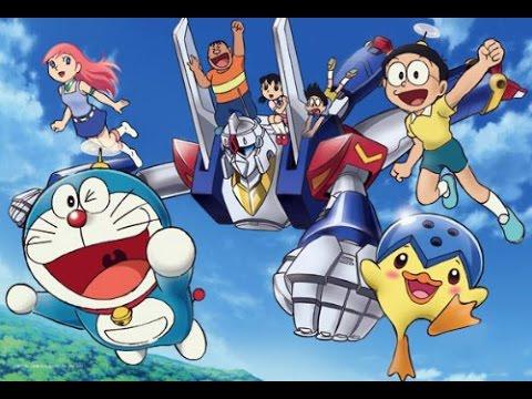 Doraemon Dài Lồng Tiếng 11 [ New]    Nobita và Binh Đoàn Người Sắt   Bản HD cực nét