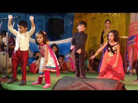Anvi's Fashion Show & Dance performance @ SJR Verity Bangalore