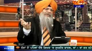 SOS 2/26/14 P.2 Dr. Amarjit Singh On Fate of Indian Sikhs /Red Indians & Diaspora Sikhs/Dalip Singh