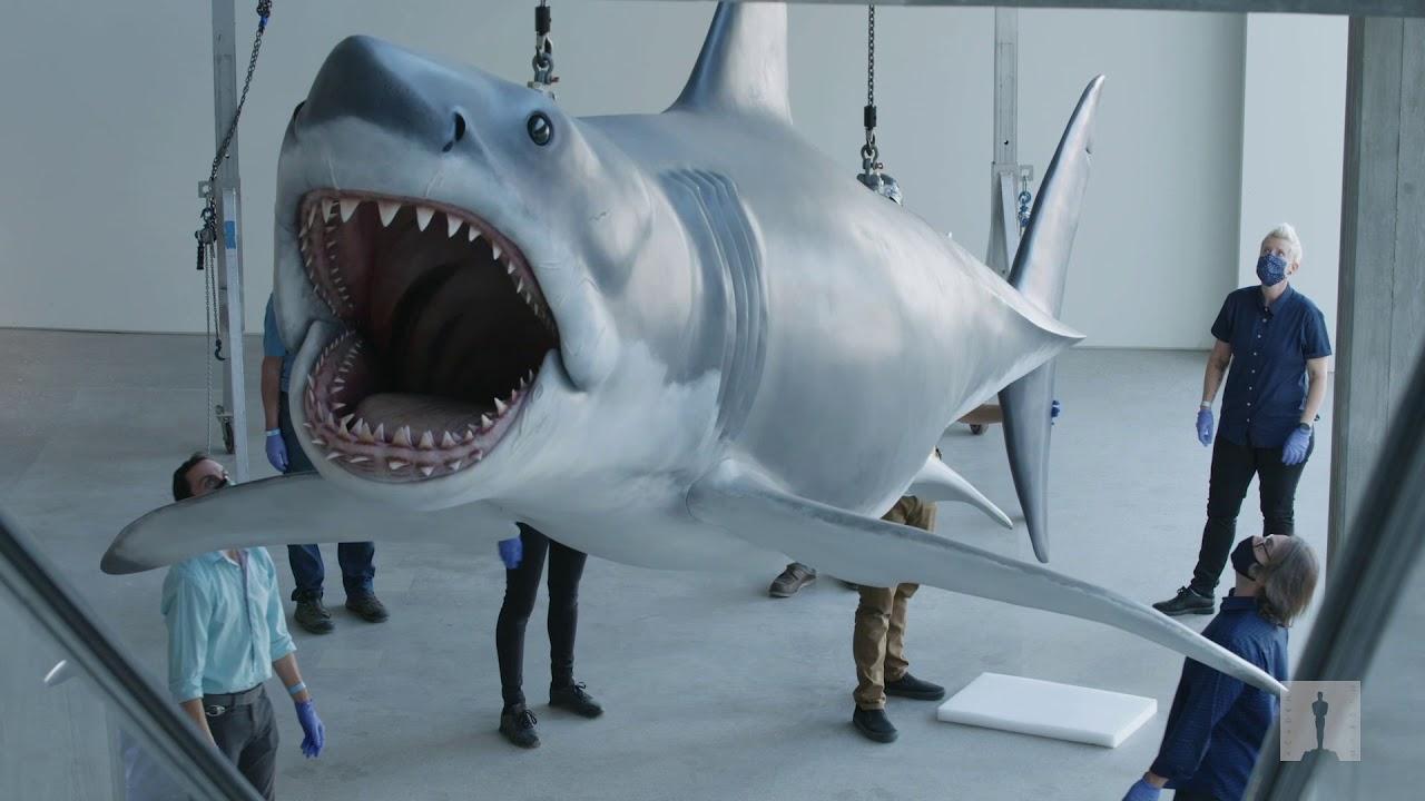 Academy Museum Highlight Bruce the Shark
