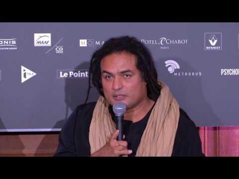 Sylvère-Henry Cissé- Conférence Sorbonne - « Cité de la Réussite» (2014)