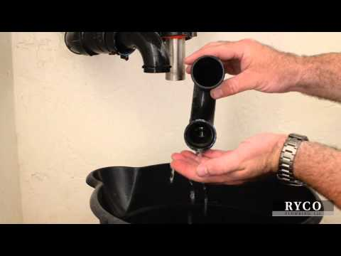 How To Unclog A Sink Drain | RYCO Plumbing DIY