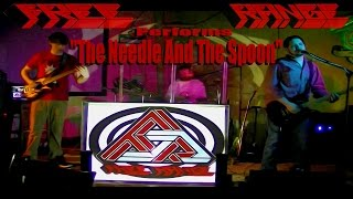 The Needle And The Spoon (Cover) - FREE RANGE