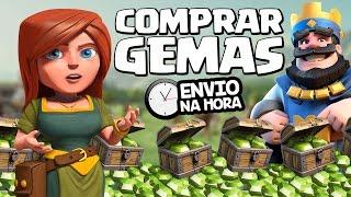 COMPRAR GEMAS SEM CARTÃO, ENVIO NA HORA! Clash of Clans + Clash Royale