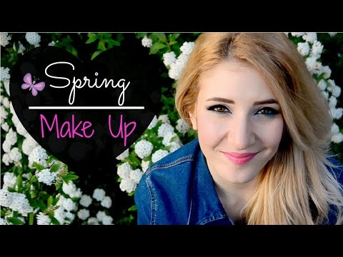 Spring Make Up ❤ | Pink Berry