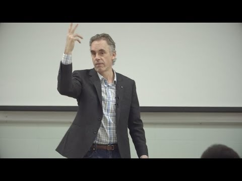 Jordan Peterson on the meaning of life for men MUST WATCH