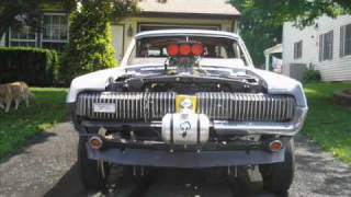 1968 mercury cougar 454 gasser 4 speed project/build