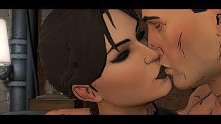 Batman Telltale Series Batman y Catwoman Romance Sex Scene HD Español