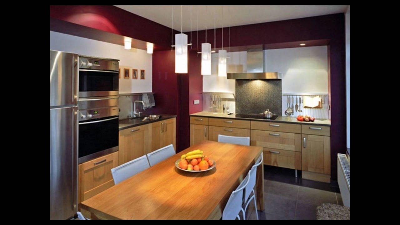 plan cuisine ouverte 9m2