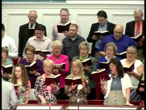 Zion hill Baptist Church Choir-   I Have Somebody With Me
