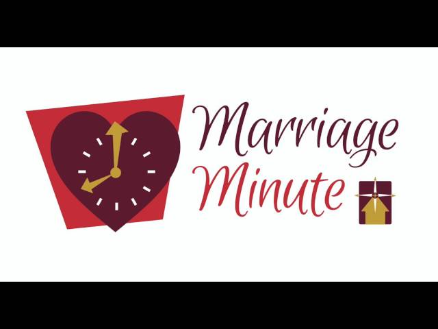 Marriage Minute: The Listening Exercise