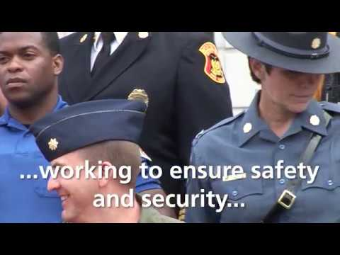 Saluting Missouri Department Of Public Safety Employees