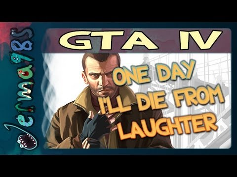 GTA4 Multiplayer: One Day I'll Die From Laughter [w/ STAR_]