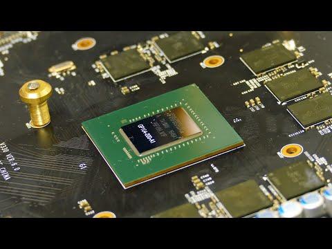 Замена GPU на видеокарте MSI GTX1070