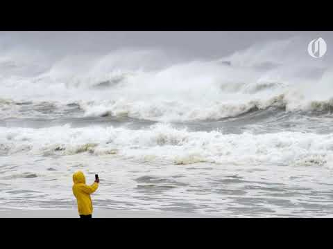 Hurricane Michaels 155 MPH winds slam Florida Panhandle