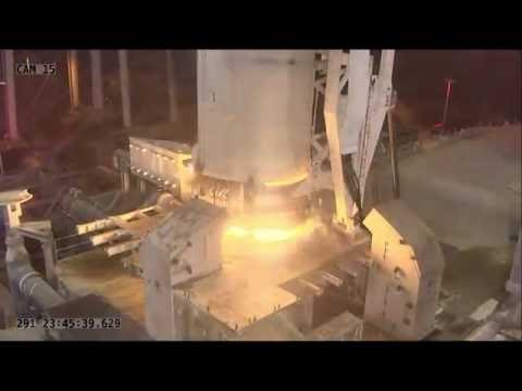 Orbital ATK Launches to ISS from NASA's Wallops Flight Facility