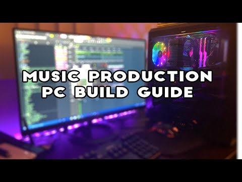 HOW TO BUILD A MUSIC PRODUCTION PC (and Gaming)