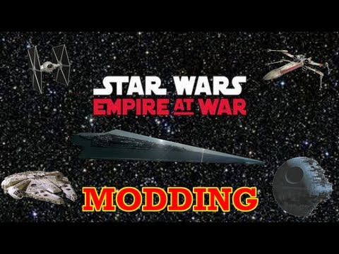 How To Mod - Star Wars: Empire At War - Getting Started