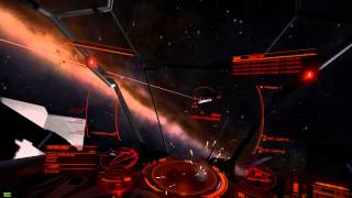 Elite: Dangerous. Best PvP duel vs FdL I