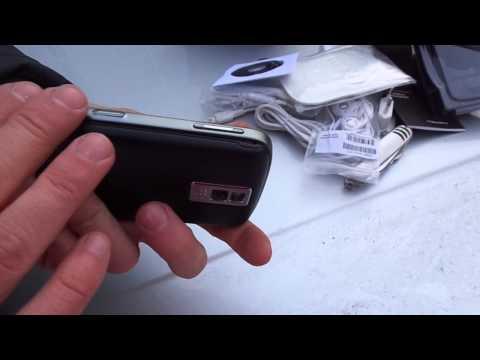 Шок-Жесть Обзор и Анбоксинг Blackberry Bold 9000-Легенда Премиум Класса!!!