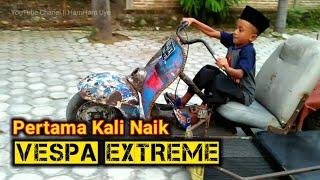 Download Mp3 Vespa Extreme Jawa Timur - Pertama Kali Bocil Naik Vespa Extreme