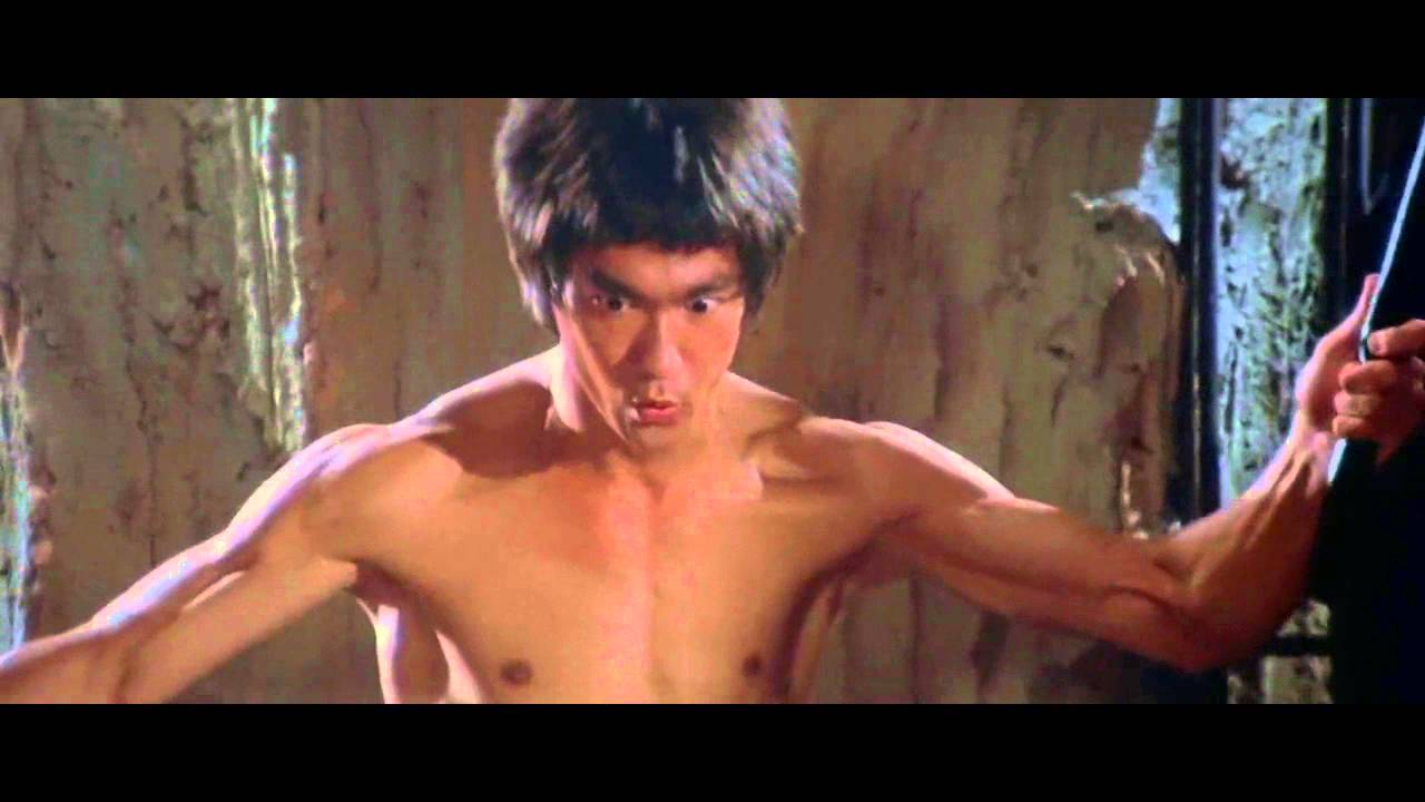 Doubt. with Enter the dragon naked scene