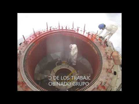 REBOBINADO GRUPOS GENERADORES G1 Y G2 - CH CAHUA 2015