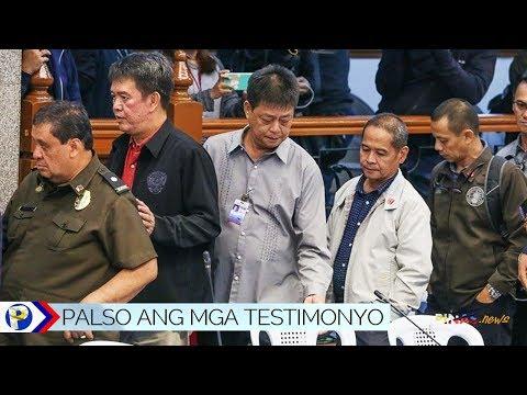 Eto ang Video ni Atty. Santos na ipinakuIong sa Senado kasama ang 2 BuCor officials