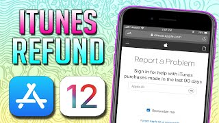 Gambar cover Get Your Money Back! How To Get A Refund On Your App Purchases! Refund Purchases From The Appstore!