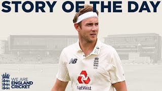 Broad Shines Again as England Eye Series Win! | England v West Indies