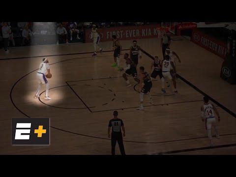 Pau Gasol breaks down Anthony Davis' Game 3 vs. Nuggets | Detail on ESPN+