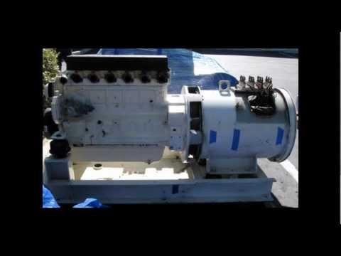 Diesel Generators. Appliances For Sale. Nautical Marine Supplies. 130kw Genset. Mega Yacht Mart.