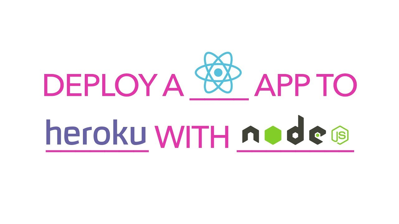 Create React App + Heroku + ExpressJS