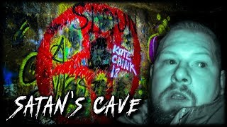 We ONLY Lasted 2 Hours at SATAN'S Cave!