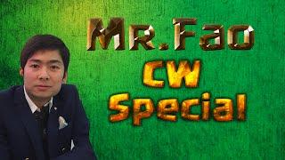 Clash Of Clans Magyarul | Mr. Fao Clan War Special :)