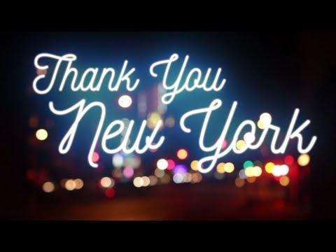 Chris Thile - Thank You, New York