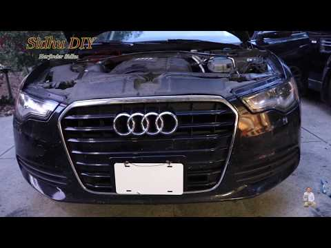 How To Replace Headlight Ballast on Audi