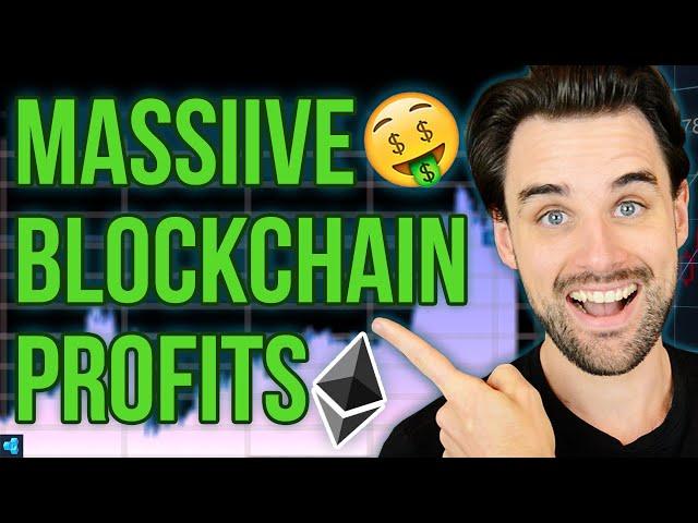 How to make MASSIVE PROFITS with blockchain
