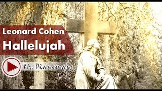 Leonard Cohen / Jeff Buckley - Hallelujah (Piano Instrumental Cover)