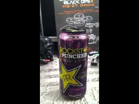 Rockstar: Punched Energy+Guava live review